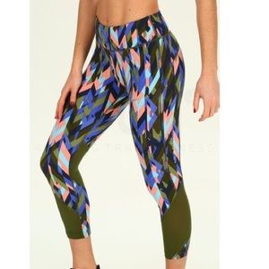 Nike Women's Epic Lux Printed Crop Tight